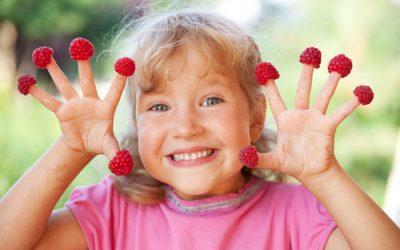 Gesunde Kinderernährung liegt mir am Herzen